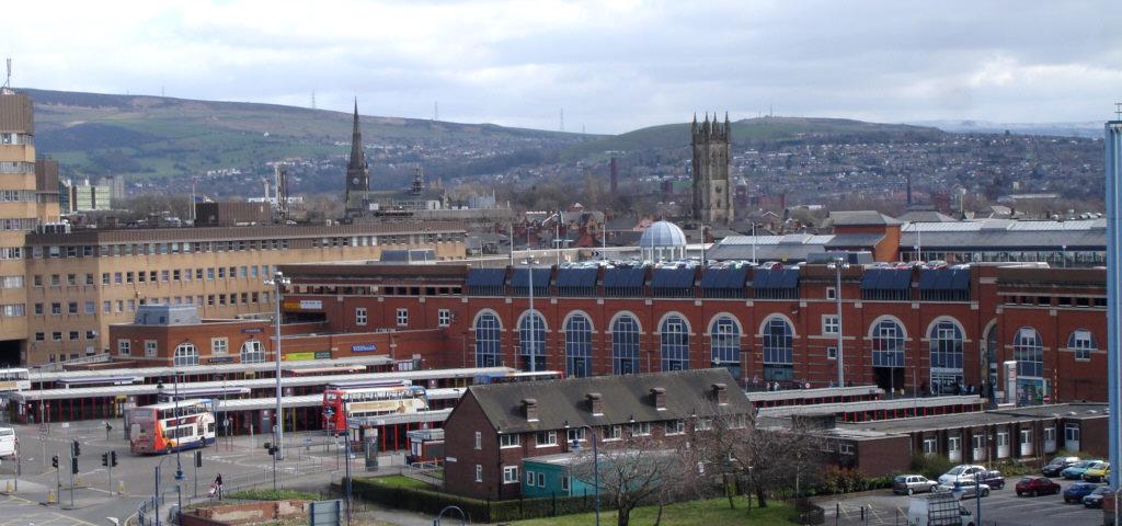 Arcades shopping centre, Ashton under Lyne
