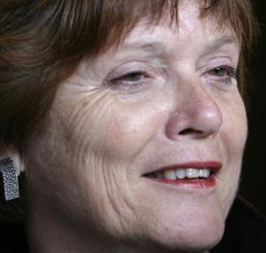 Ella Vogelaar, minister van wijken en integratie