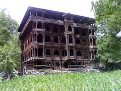 Traditional Kashmiri House in Leepa Valley (Um