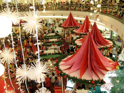 christmas in KL @ 1 utama