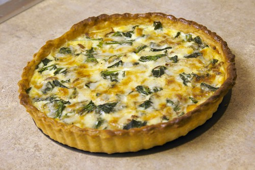 Chrismas Party - Quiche