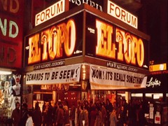 el topo plays times square