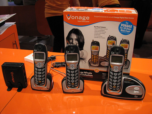 Vonage Multi-Handset Bundle