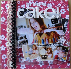 Let them eat CAKE (artchick2002) Tags: scrapbook load