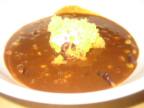de- then re- constructed chili