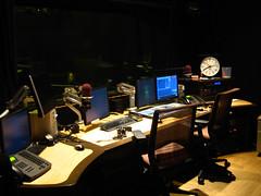 Harpo XM Control Room