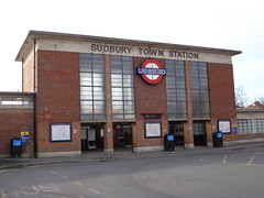 Picture of Sudbury Town Station