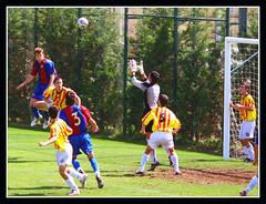 """Barcelona 2  Sant Andreu 0 <a style=""""margin-left:10px; font-size:0.8em;"""" href=""""http://www.flickr.com/photos/23459935@N06/2242742734/"""" target=""""_blank"""">@flickr</a>"""
