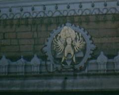 templearttirupathi (Jennifer Kumar) Tags: negativescan balaji andhrapradesh tirupathi thirupathi thirupati india1998 venkataswara