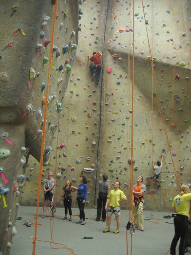 Climb Night at ClubSport