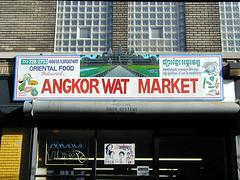 Angkor Wat Market