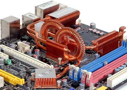 Refrigeración del Chipset P35
