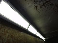 abrasive (smashcan1) Tags: lines lights glare mosaic harsh rundown brash evasive