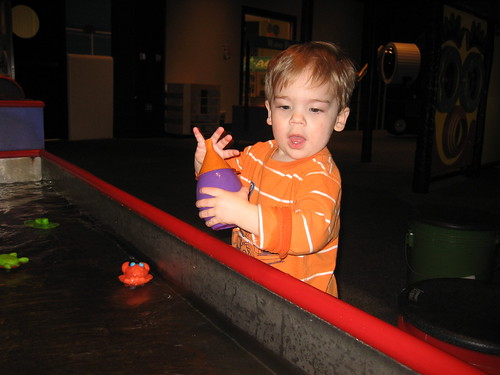 Walker at McWane Center