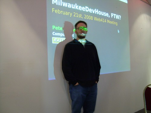 MilwaukeeDevHouse, FTW? Presentation