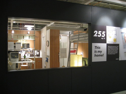 love it or hate it Ikea Tiny Houses Thinking about Living Small