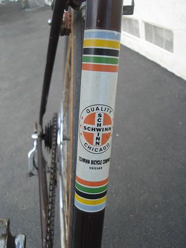 schwinn Continental