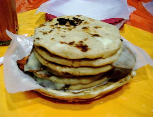 Pupusas&Blogs Noviembre de 2008
