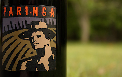 2005 Paringa Shiraz, South Australia
