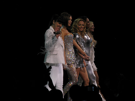 Spice Girls - Boston - 1/30/08 by Toastiness
