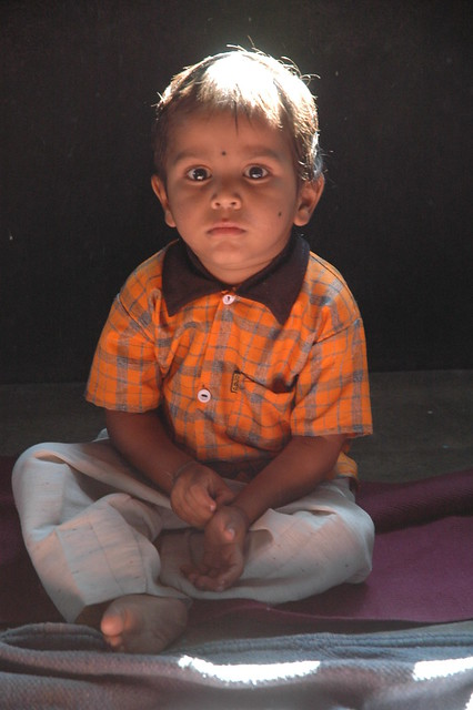 Balwadi child 2