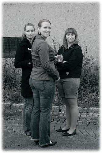 Tami, Karin, Tanja