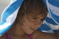 Sunny Girl (ThinkDyfferent) Tags: raw d70 sandbanks