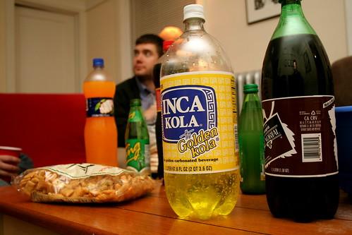The world of soda [May 11]
