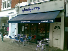 Picture of Blueberry, W4 5TT