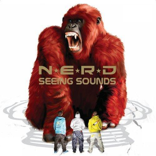 n.e.r.d seeing sounds album cover
