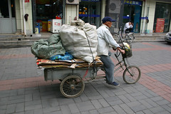 Beijing recycling