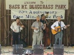 Bass Mountain Bluegrass Festival