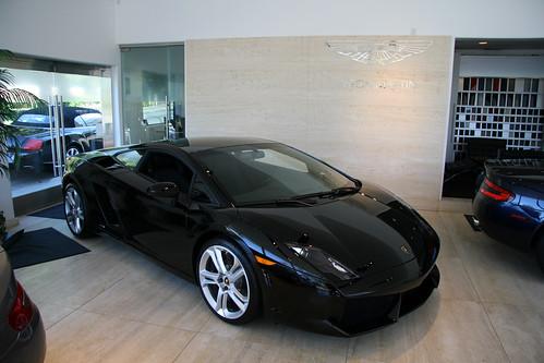 Lamborghini Gallardo LP560-4 info