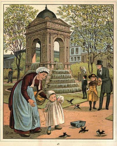 11- La fuente de los inocentes Paris
