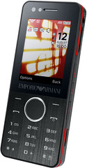 Samsung Armani new phone