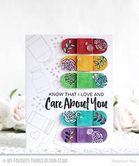 MFT WSC 320 (RejoicingCrafts) Tags: mft myfavoritethings mftstamps papercrafts cardmaking stamping handmade cards flower floral bandaids sympathy