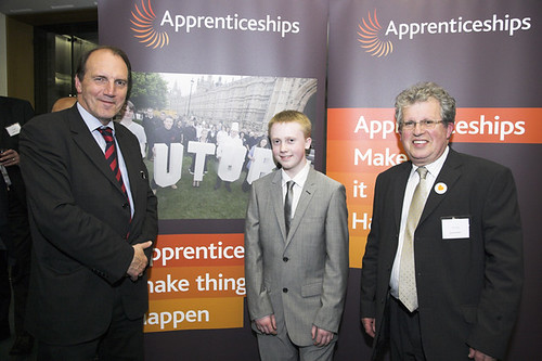 National Apprenticeship Service launch
