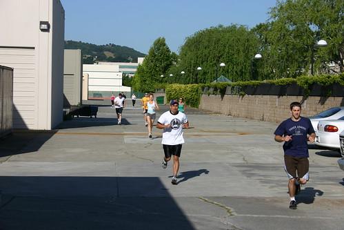 Crossfit Diane Run