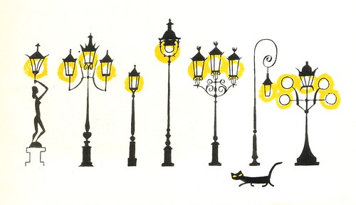 Lampadaires de Paris (by Ωméga 1)