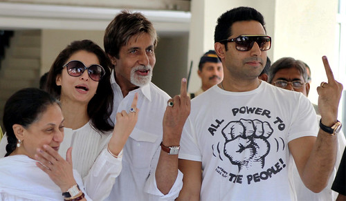 Bachchan Family photo