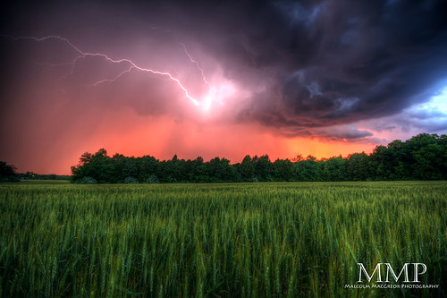 Lightning - in HDR
