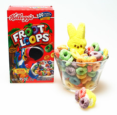 Peeps & Froot Loops
