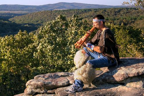 Garden Of The Gods In Southern Illinois · Cherokee Music