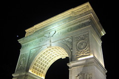 NYC - Greenwich Village - Washington Square Park - Washington Square Arch by wallyg, on Flickr