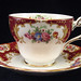Royal Standard English Bone China Cup & Saucer