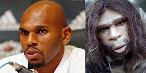 Jerry Stackhouse and Neanderthal