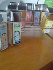 Condimentos (Xpectro) Tags: labels boxes condimentsxpectro