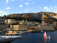 Monaco harbor (CatChanel) Tags: winter harbor casino montecarlo monaco frenchriviera