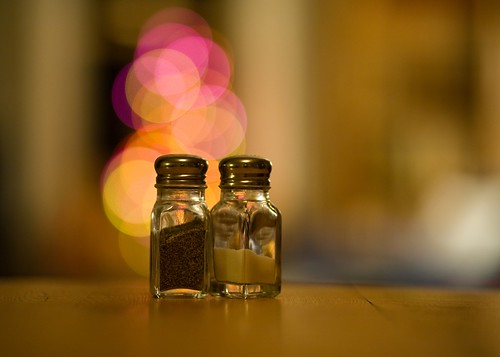Salt 'n Pepper 'n Bokeh
