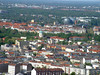 Berlin Blick vom Funkturm